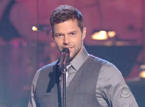 happy birthday ricky martin. Happy birthday guapo!