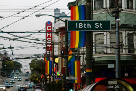 Goodbye Gayborhood: study finds gay neighbourhoods 'straightening'
