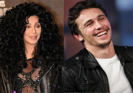 James Franco Cher