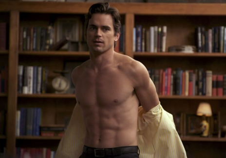 día de descanso, día de gloria? [Steven] Matt-Bomer-Shirtless-1