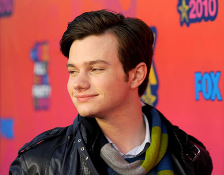 Chris Colfer 1