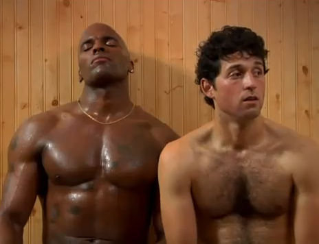 The Stud From The Doritos Superbowl Sauna Ad Is Actually Gay The Doritos ...
