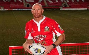 Welsh Rugby Star Gareth Thomas To Join The Big Brother House
