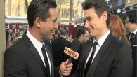 "Mario lopez has the exclusive interview for Extra: At the SAG Awards on Sunday, ""Extra's""..."