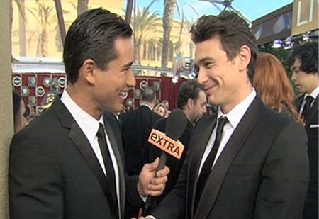 mario lopez, james franco