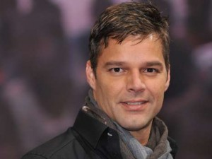 Ricky Martin On Being A Voice In The Gay Community.