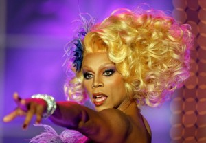 RuPaul Announces He's Ron Paul and He's Not Running For President!