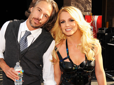 britney spears  & Jason