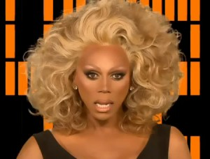 "RUPAUL ""The Beginning"" (Happy RU Year!)"