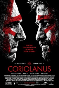 <em>Coriolanus: The Shooting Script </em>Giveaway