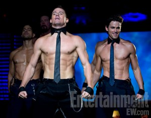Matt Bomer, Adam Rodriguez, Channing Tatum and Alex Pettyfer In Magic Mike New Images