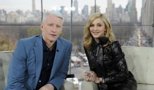Madonna explains to Anderson Cooper why directing W.E. was the hardest thing she has ever done
