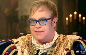 Elton John Offers Advice to Madonna