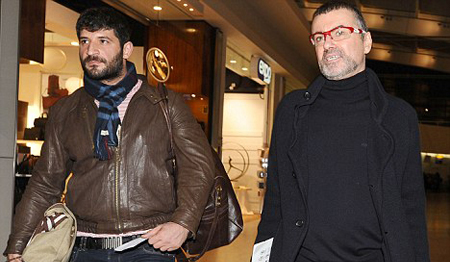 george michael and Fadi Fawaz3