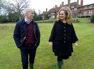 """60 Minutes"" Preview: Adele Talks After Surgery With Anderson Cooper"