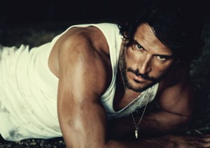 Joe Manganiello Covers Out Magazine