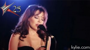 "Kylie Minogue Releases ""On a Night Like This"" Acustic Version"
