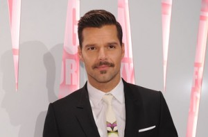 Ricky Martin Rocks Moustache, Talks About Marriage, Fatherhood And Sex To Details Magazine