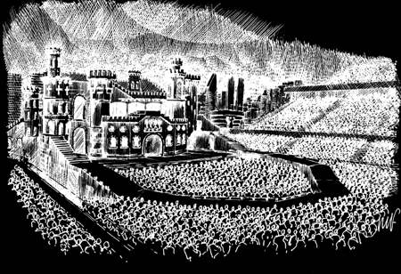 THE BORN THIS WAY BALL 2012-2013