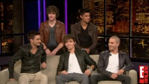 The Wanted on Chelsea Lately!