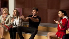 "Ricky Martin guests as a Spanish teacher on Fox's ""Glee"" on Tuesday. The TV network..."
