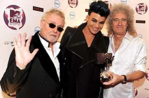 Officcial: Adam Lambert To Sing With Queen