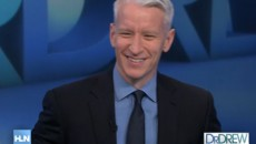 On Tuesday night, HLN's Dr. Drew exposes a side of Anderson Cooper that you never...