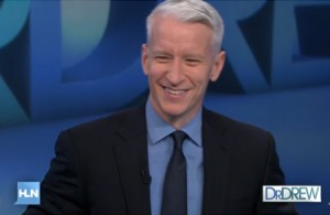 Cooper tells Dr. Drew, Kathy Griffin 'texted me naked pictures of herself'