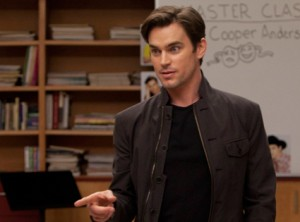 GLEE – Sneak Peek -Matt Bomer And Darren Criss On The Anderson Brothers
