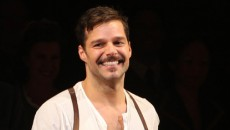 NY Daily News reports: Ricky Martin made his return to Broadway Monday, in a reworked...