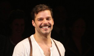 Ricky Martin Shines In 'Evita' Broadway Revival