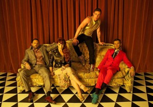 "Scissor Sisters Announce New Album ""Magic Hour"""
