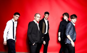 The Wanted in North America!