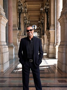 George Michael Writes song about battle with illness