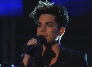 Watch Adam Lambert Performance on Jimmy Kimmel Live!