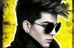 "Adam Lambert releases new single ""Never Close Our Eyes"""