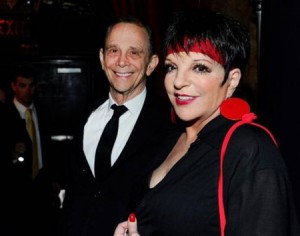 Liza Minnelli Joel Grey and Michael York Celebrate 40 years of Cabaret ‎