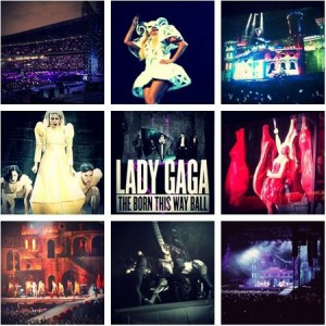 "Lady Gaga ""Born This Way Ball"" Tour Kicks Off ‎"