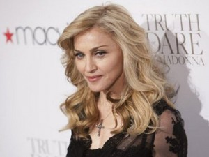 Madonna's 'Truth or Dare' launch party at Macy's