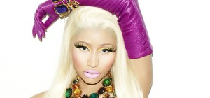 "Nicki Minaj debuts ""Starships"" video‏"