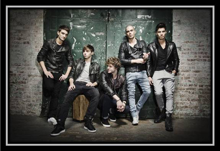 The Wanted new