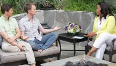Neil Patrick Harris and David Burtka sat down with Oprah Winfrey last night on OWN's...