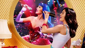 Katy Perry makes surprise appearance at a special London screening of her 3D Feature Film KATY PERRY: PART OF ME