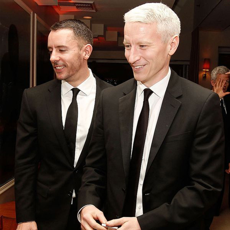 The Gallery For Gt Ben Maisani Cheating On Anderson Cooper