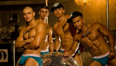Andrew Christian and Amazing Festival team up again to promote the Amazing Los Angeles Festival...