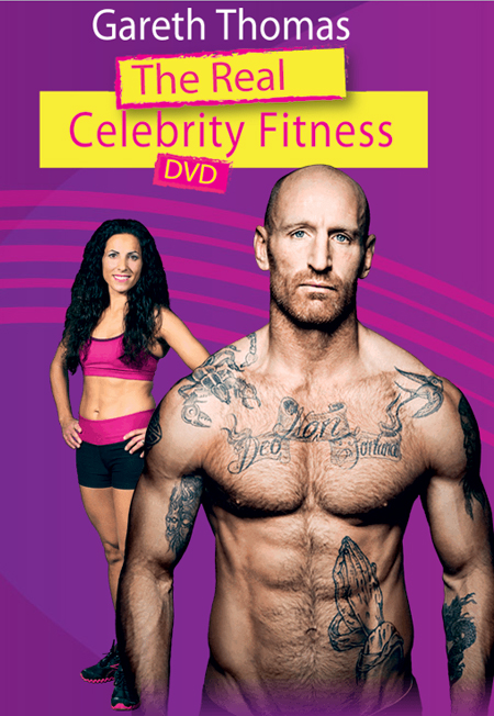 Gareth Thomas Fitness DVD