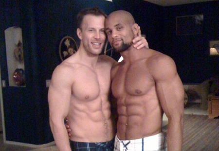 "Insanity"" Fitness Creator Shaun T. Comes Out and Weds Longtime ..."