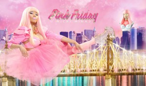 "Nicki Minaj debuts ""Freedom"" video‏"