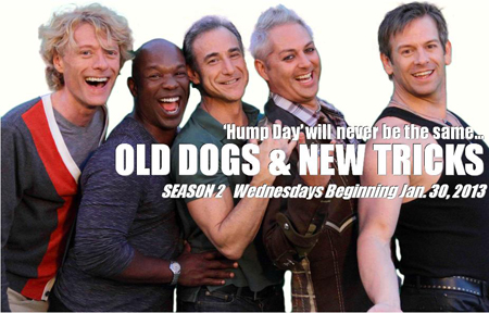 Old Dogs & New Tricks Cast