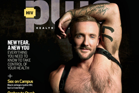Positive Olympian Ji Wallace HIV Plus Magazine2
